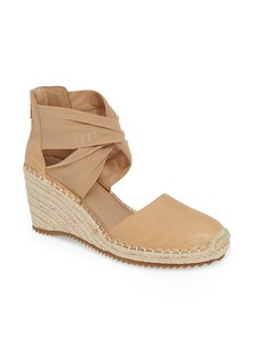 Eileen Fisher Wallis Espadrille Wedge (Women)