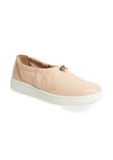 Eileen Fisher Washed Leather Sneaker (Women)