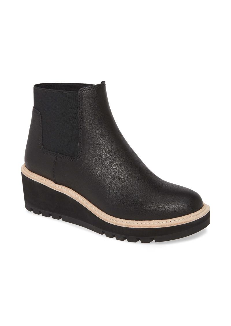Eileen Fisher Wedge Chelsea Boot (Women)