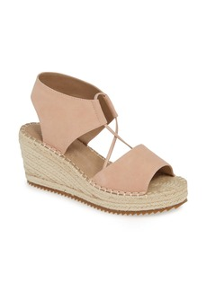 Eileen Fisher Whim Espadrille Wedge Sandal (Women)