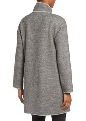 Eileen Fisher Wicker Weave Wool Blend Jacket (Nordstrom Exclusive)