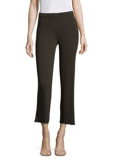 Eileen Fisher Wide-Leg Ankle Pants