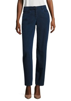 Eileen Fisher Wide-Leg Jeans