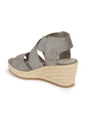 Eileen Fisher 'Willow' Espadrille Wedge Sandal (Women)