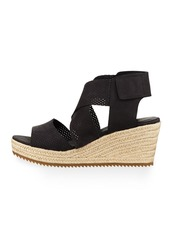 08d2f5c179df Eileen Fisher Willow Perforated Nubuck Espadrille Sandal Eileen Fisher  Willow Perforated Nubuck Espadrille Sandal