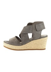 f8a0fd4cbb6d Eileen Fisher Eileen Fisher Willow Starry Suede Wedge Espadrille ...