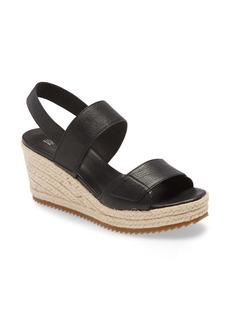 Eileen Fisher Winnie Espadrille Wedge Sandal (Women)