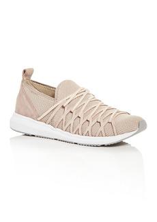 Eileen Fisher Women's Rumor Stretch Knit Low Top Sneakers