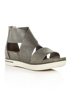 Eileen Fisher Women's Sport Platform Sandals