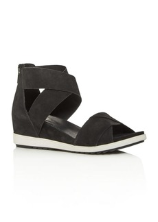 Eileen Fisher Women's Viv Wedge Sandals Women's Shoes