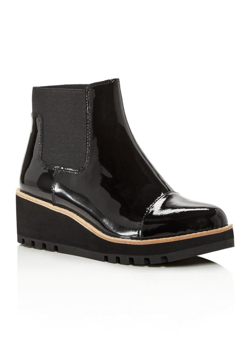 Eileen Fisher Women's Wedge Chelsea Boots