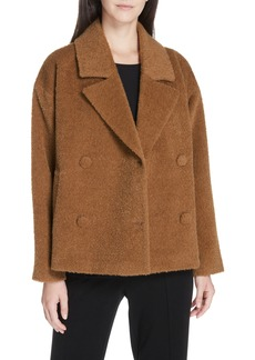 Eileen Fisher Wool & Alpaca Blend Short Jacket (Regular & Petite)
