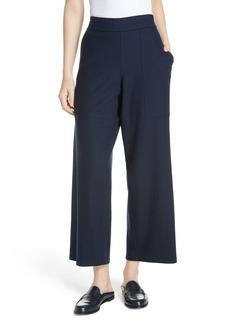 Eileen Fisher Wool Ankle Pants (Regular & Petite)