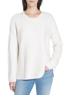 Eileen Fisher Wool Blend Pullover Sweater
