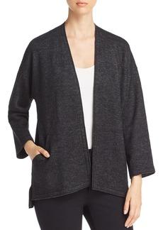 Eileen Fisher Wool Kimono Jacket