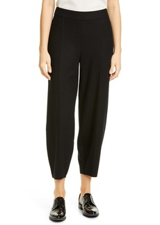 Eileen Fisher Wool Lantern Pants (Regular & Petite)