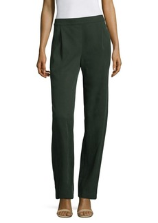 Eileen Fisher Pleated Straight Pants