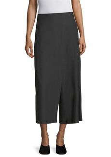 Eileen Fisher Wide-Leg Crop Pants