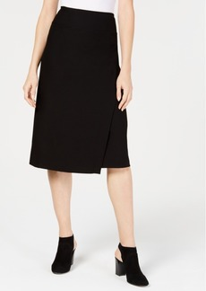 Eileen Fisher Wrap Skirt, Created for Macy's