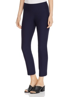Eileen Fisher Zip-Vent Ankle Pants