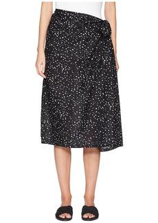 Eileen Fisher Faux K/L Skirt