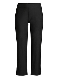 Eileen Fisher Flare Ankle Trousers