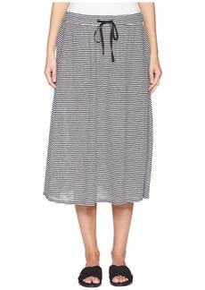 Eileen Fisher Flared C/L Skirt
