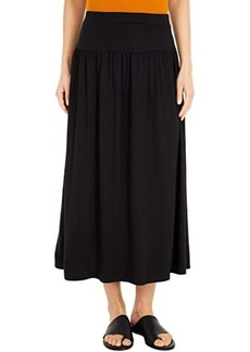 Eileen Fisher Full-Length Flare Skirt