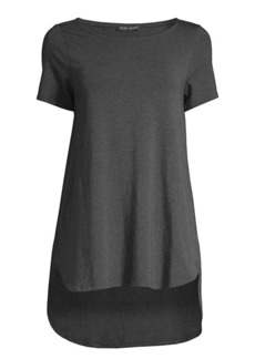 Eileen Fisher High-Low Ballet Tee