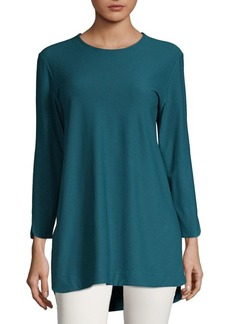 Eileen Fisher High-Low Tunic