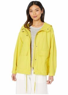 Eileen Fisher Hooded Coat