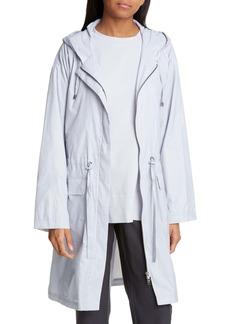 Eileen Fisher Hooded Recycled Nylon Jacket (Regular & Petite)