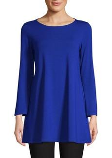 Eileen Fisher Kimono Sleeve Tunic