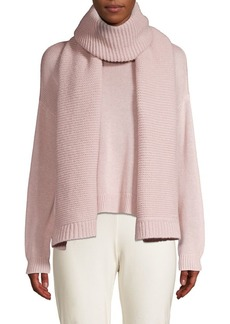 Eileen Fisher Lofty Recycled Cashmere & Wool Scarf