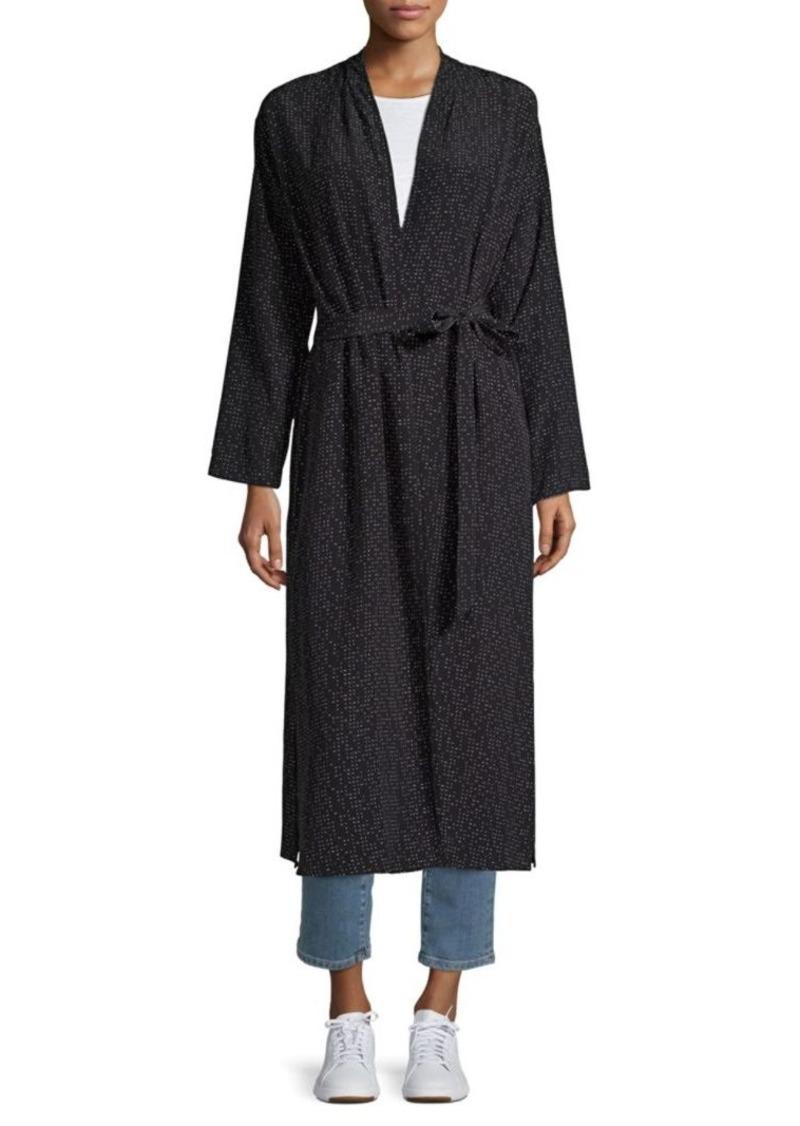 Eileen Fisher Long Kimono Jacket