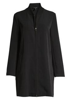Eileen Fisher Long Flight Jacket