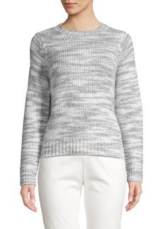 Eileen Fisher Mélange Wool Sweater