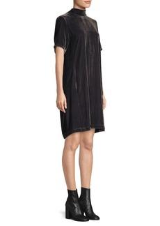 Eileen Fisher Mockneck Shift Dress