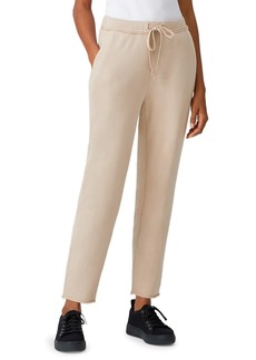 Eileen Fisher Organic Cotton Ankle Joggers