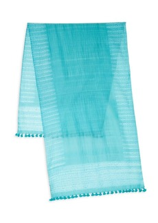 Eileen Fisher Organic Cotton-Blend Scarf