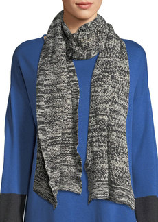 Eileen Fisher Organic Cotton Chenille Scarf