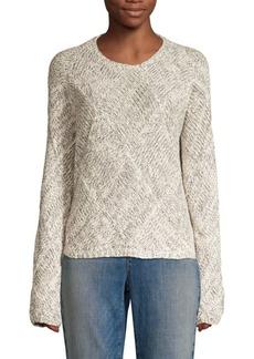 Eileen Fisher Organic Cotton Knit Sweater