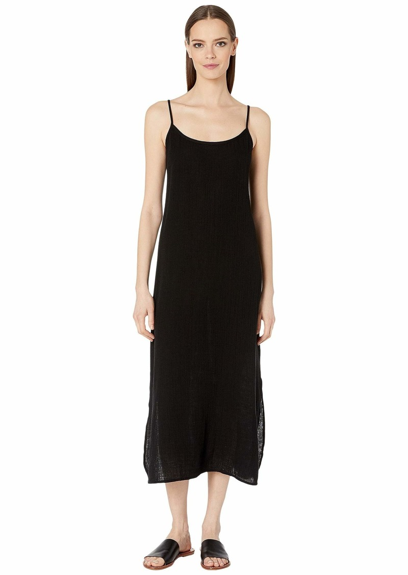 Organic Cotton Lofty Gauze Cami Maxi Dress