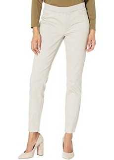 Eileen Fisher Organic Cotton Soft Stretch Denim Jeggings in Cement
