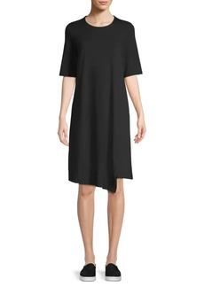 Eileen Fisher Organic Cotton Stretch Dress
