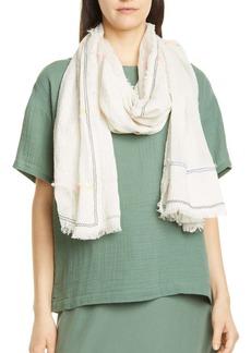 Eileen Fisher Organic Cotton Wrap