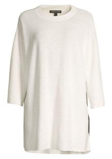 Eileen Fisher Organic Linen-Blend Tunic