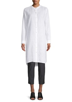 Eileen Fisher Organic Linen Tunic