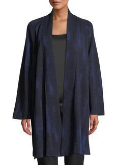 Eileen Fisher Petite Reflections Jacquard Jacket
