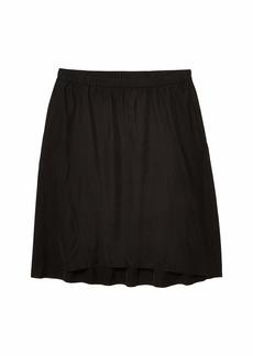 Eileen Fisher Plus Size Calf Length A-Line Skirt